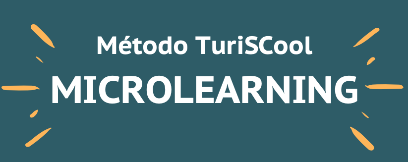 Método TuriSCool: Microlearning